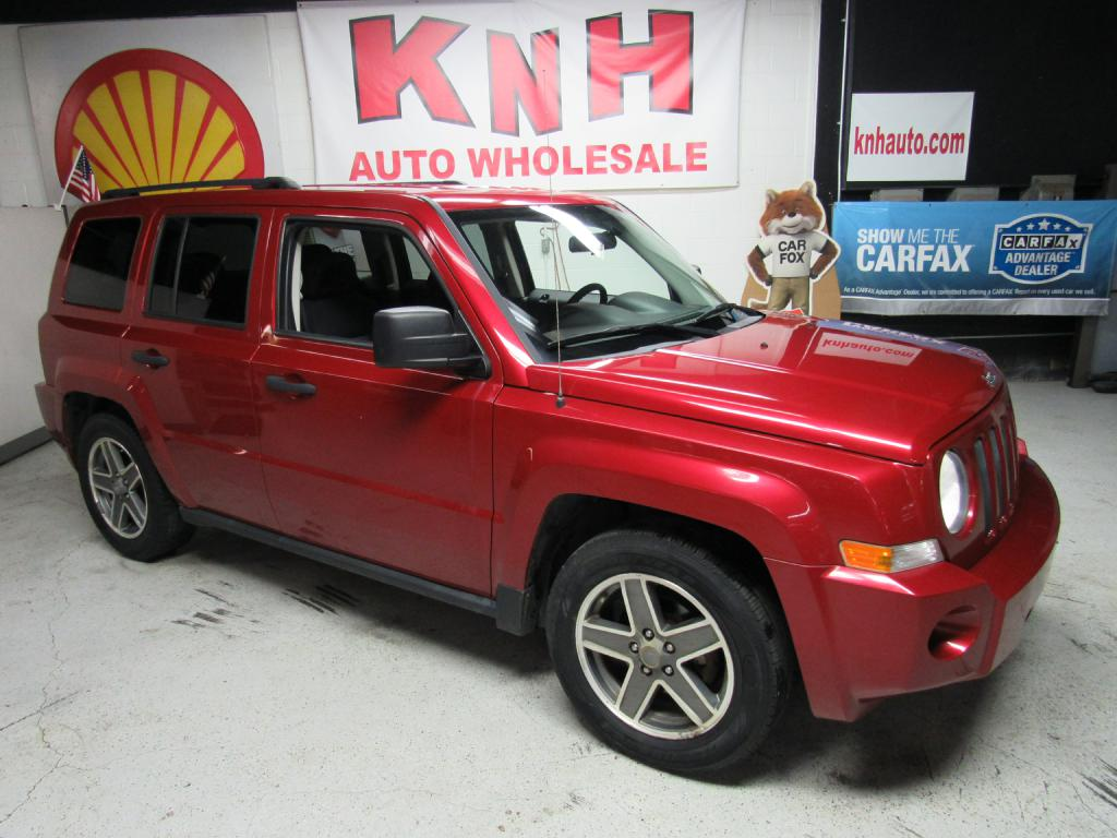 2009 JEEP PATRIOT SPORT for sale at KNH Auto Sales