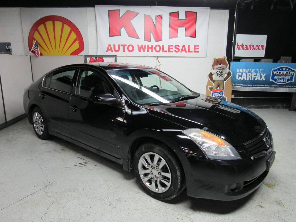 2009 NISSAN ALTIMA 2.5 for sale at KNH Auto Sales