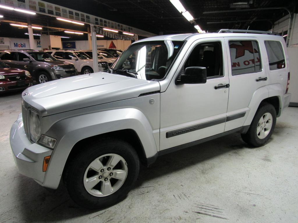 2010 JEEP LIBERTY SPORT for sale at KNH Auto Sales