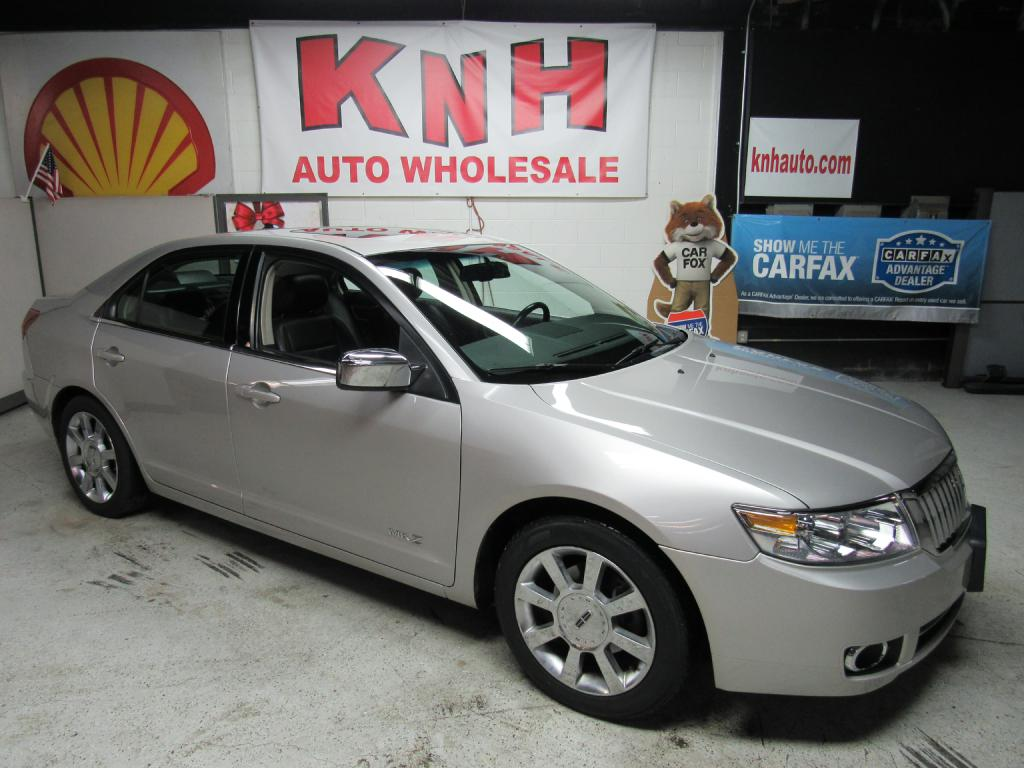 2007 LINCOLN MKZ  for sale at KNH Auto Sales