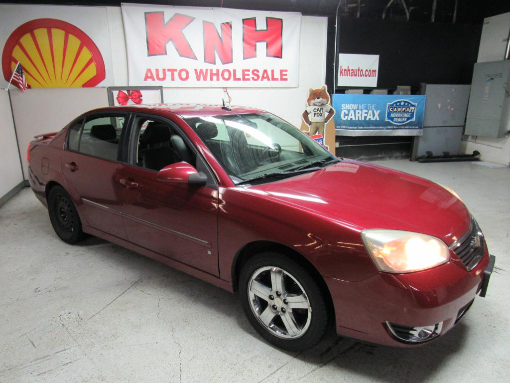 2006 CHEVROLET MALIBU LTZ for sale at KNH Auto Sales