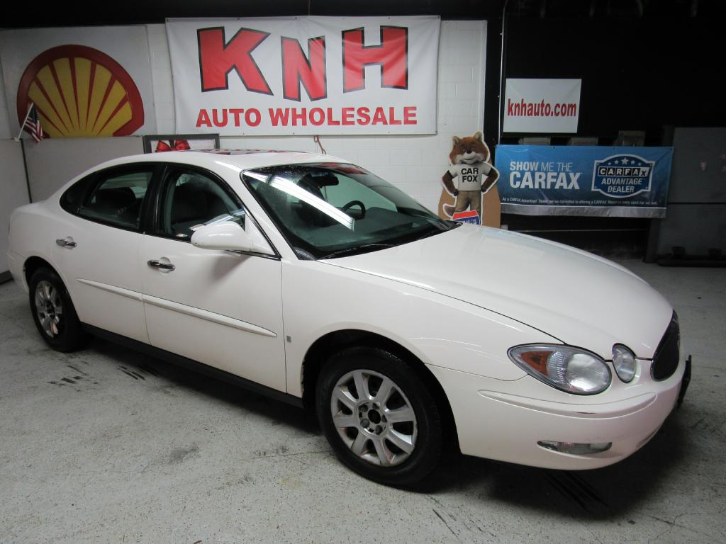2007 BUICK LACROSSE CX for sale at KNH Auto Sales