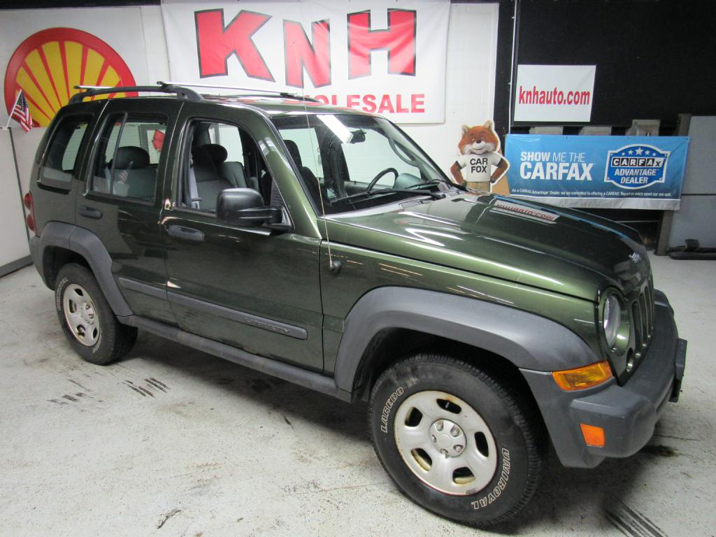 2007 JEEP LIBERTY SPORT for sale at KNH Auto Sales