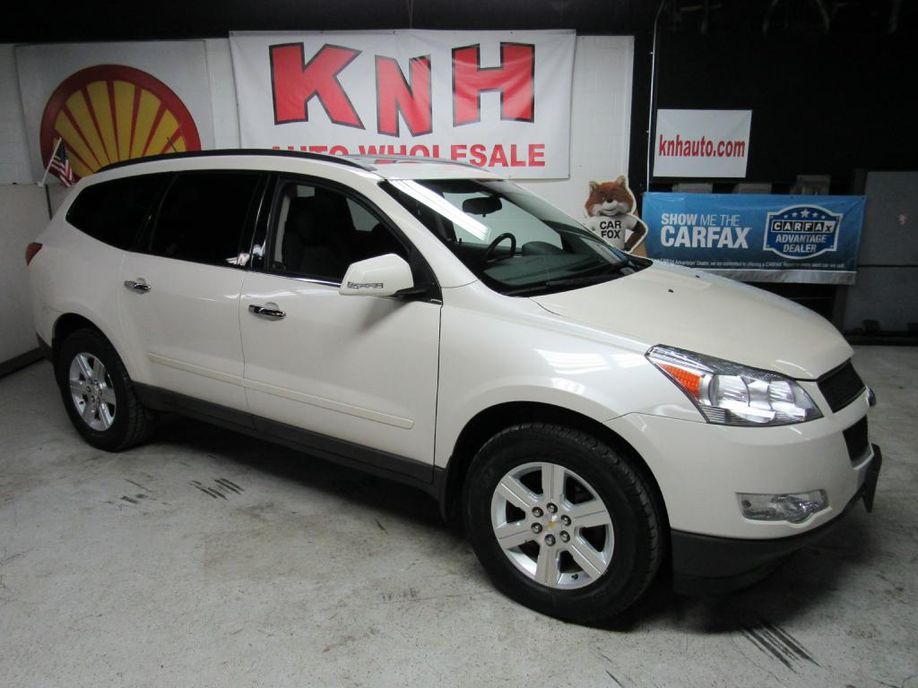 2011 CHEVROLET TRAVERSE LT for sale at KNH Auto Sales