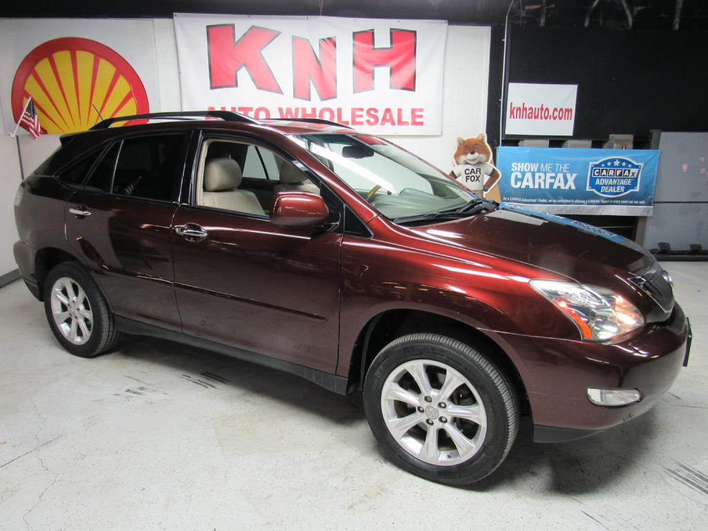 2008 LEXUS RX 350 for sale at KNH Auto Sales