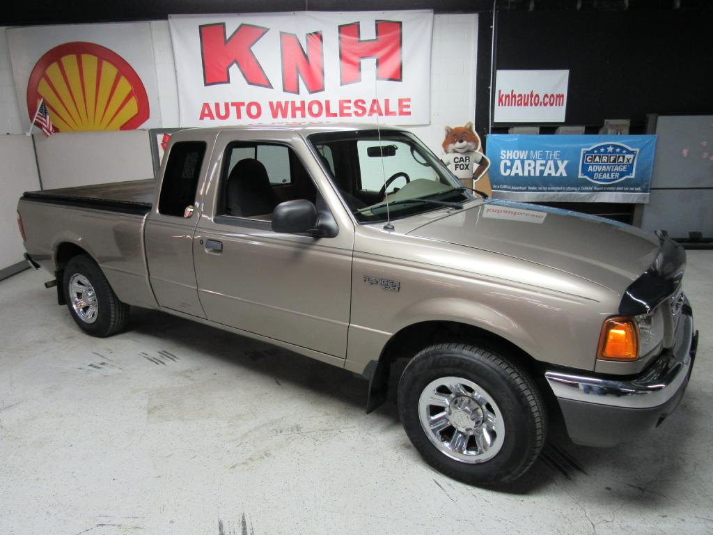 2003 FORD RANGER SUPER CAB for sale at KNH Auto Sales