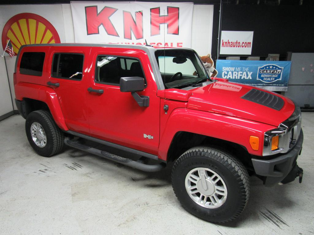 2009 HUMMER H3  for sale at KNH Auto Sales