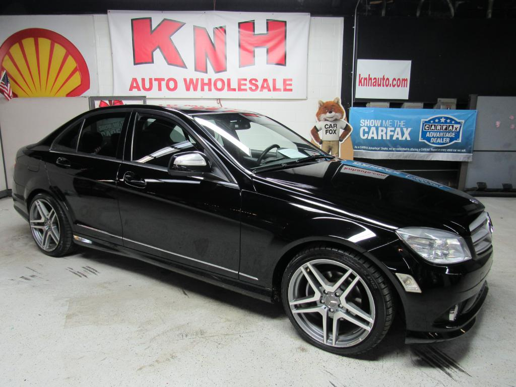 2009 MERCEDES-BENZ C-CLASS C300 for sale at KNH Auto Sales