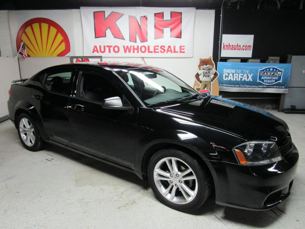 2014 DODGE AVENGER SE for sale at KNH Auto Sales