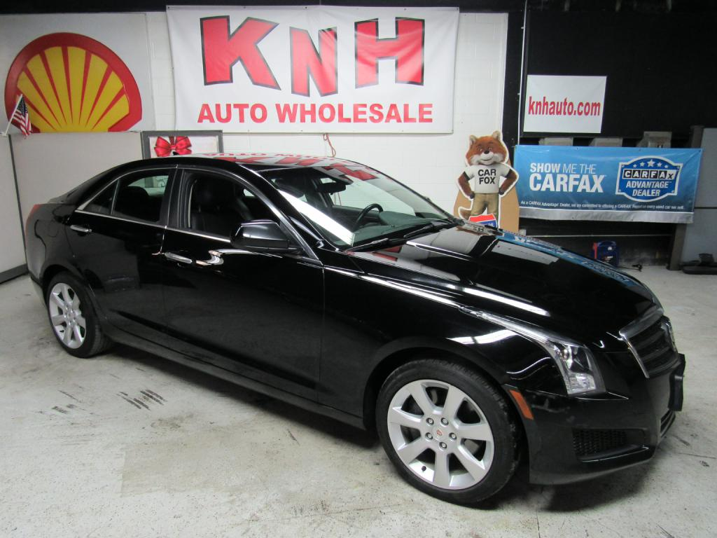 2013 CADILLAC ATS  for sale at KNH Auto Sales