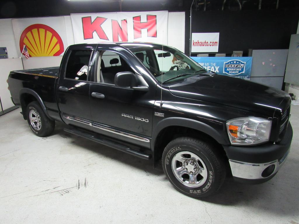 2007 DODGE RAM 1500 ST for sale at KNH Auto Sales