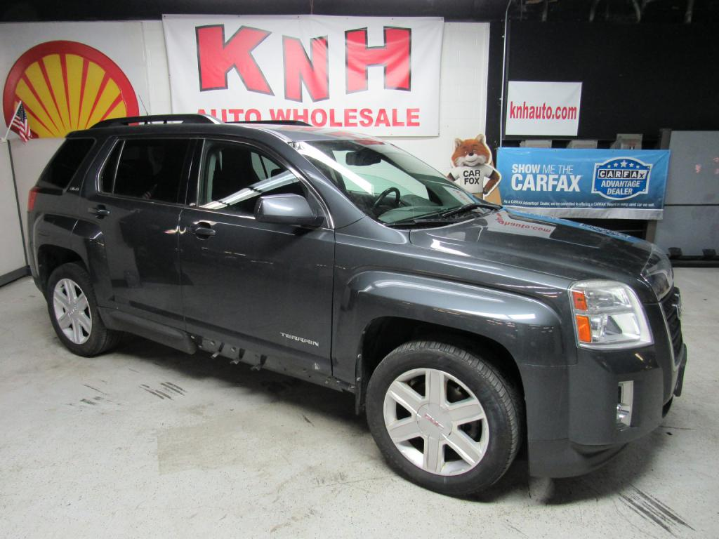 2011 GMC TERRAIN SLE for sale at KNH Auto Sales