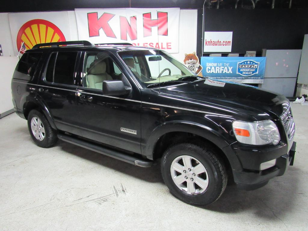 2007 FORD EXPLORER XLT for sale at KNH Auto Sales