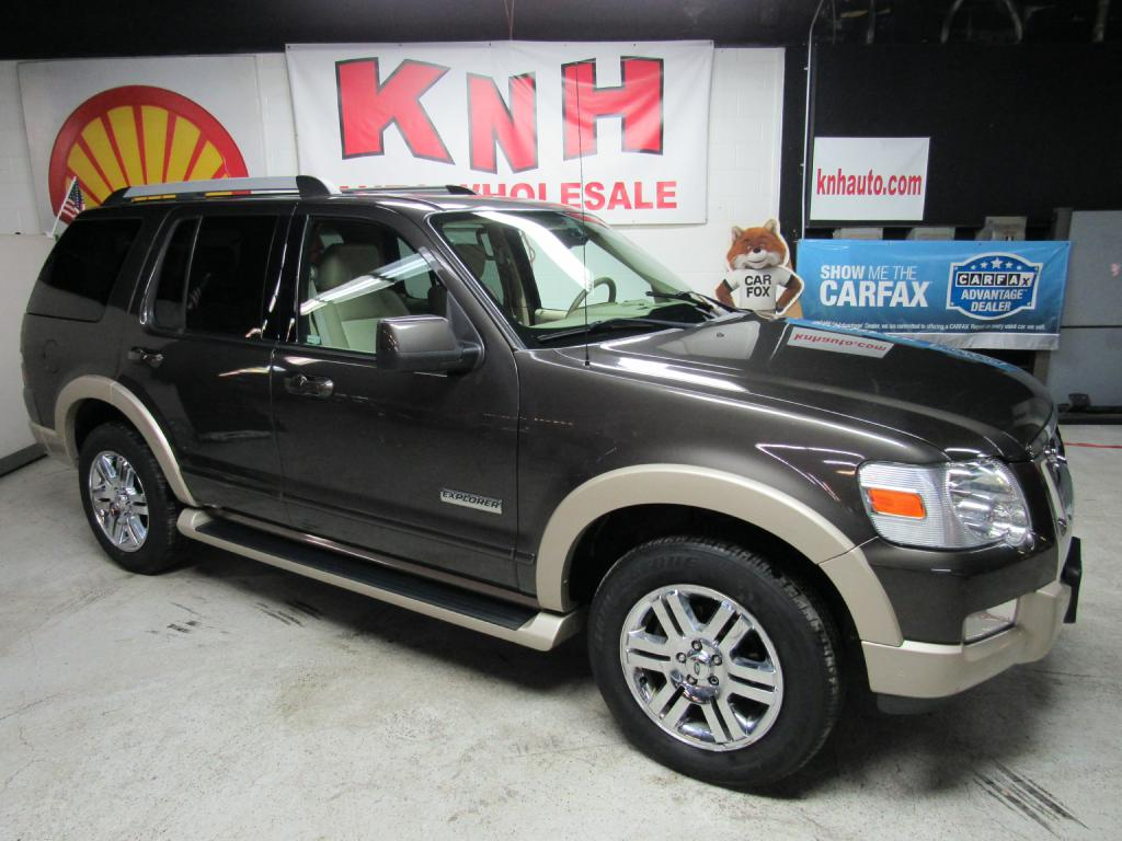 2006 FORD EXPLORER EDDIE BAUER for sale at KNH Auto Sales