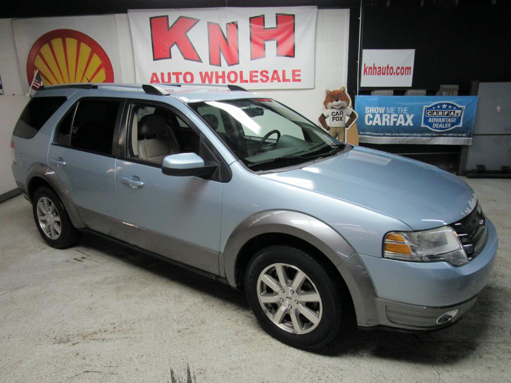 2008 FORD TAURUS X SEL for sale at KNH Auto Sales