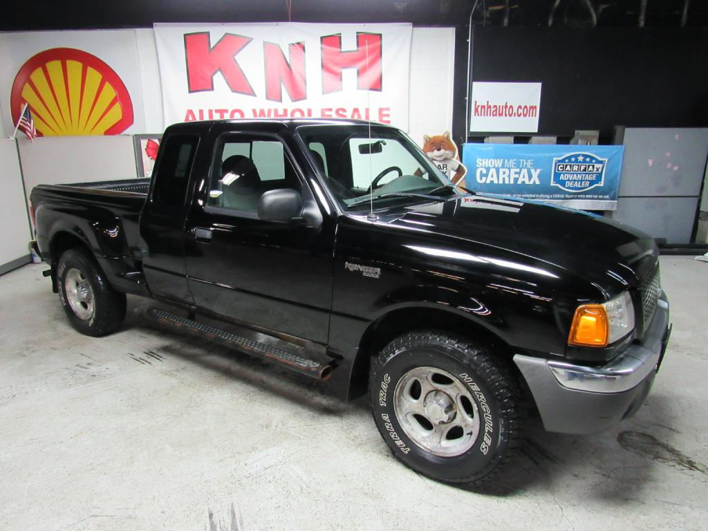 2002 FORD RANGER SUPER CAB for sale at KNH Auto Sales
