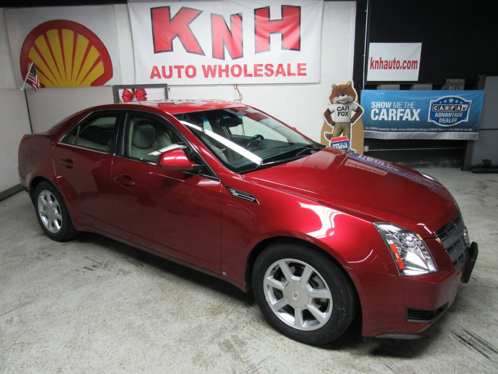 2008 CADILLAC CTS  for sale at KNH Auto Sales