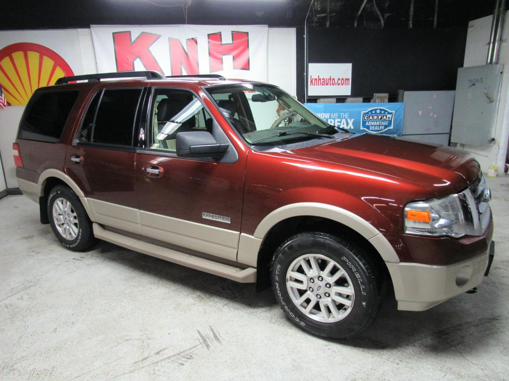 2008 FORD EXPEDITION EDDIE BAUER for sale at KNH Auto Sales