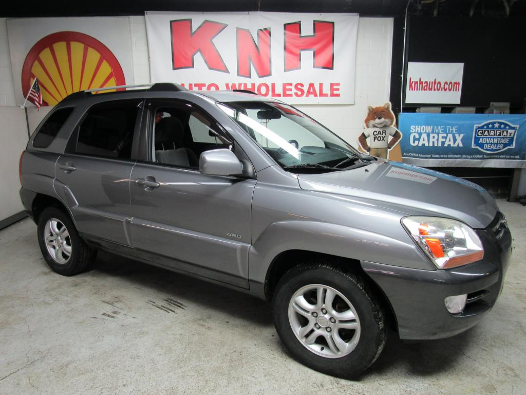 2005 KIA NEW SPORTAGE  for sale at KNH Auto Sales