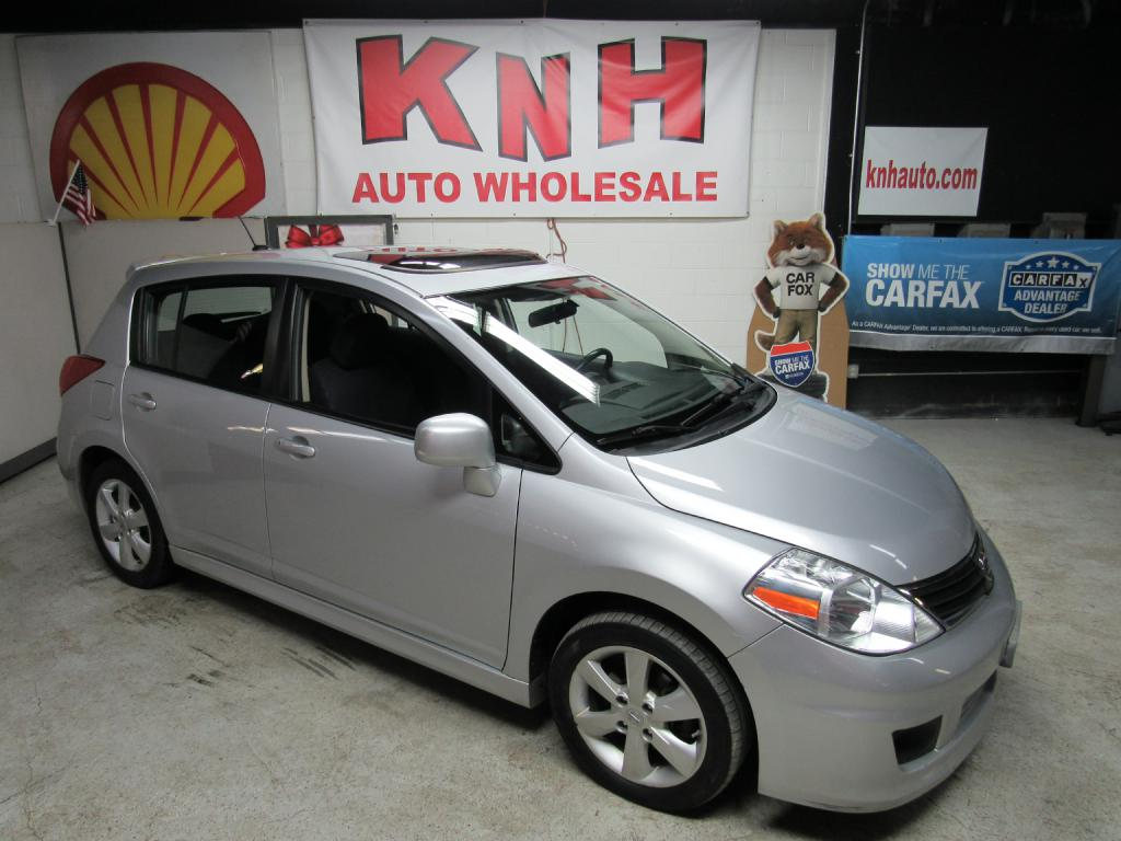 2010 NISSAN VERSA S for sale at KNH Auto Sales