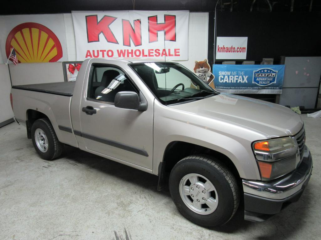 2006 GMC CANYON  for sale at KNH Auto Sales