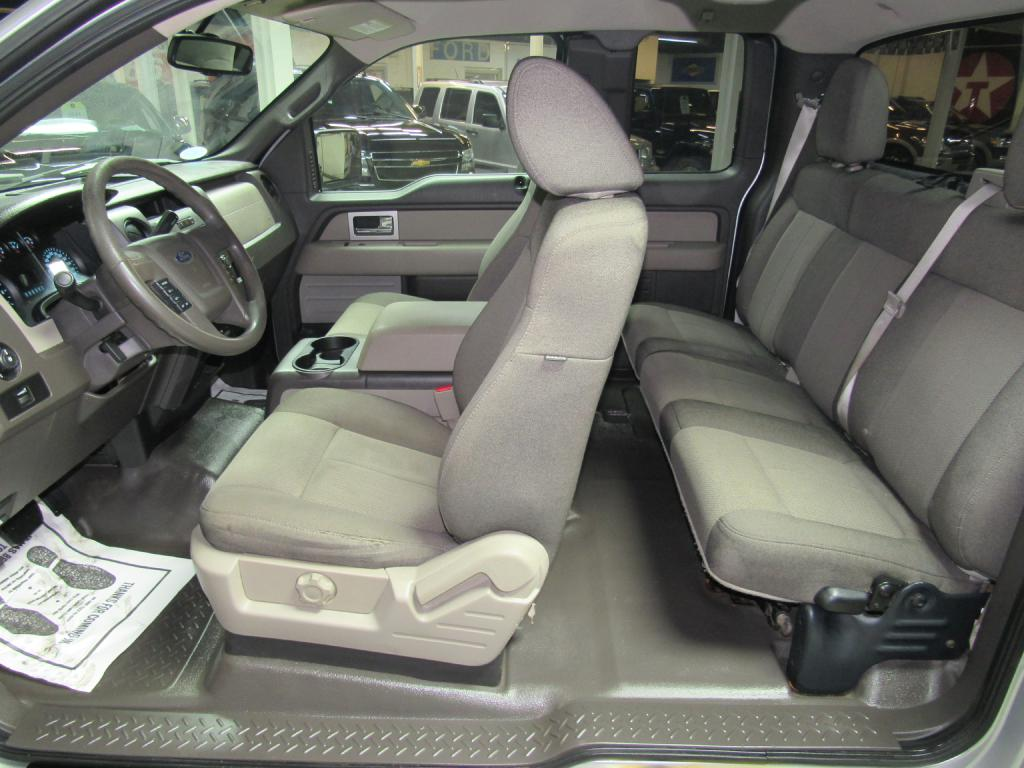 2010 FORD F150 SUPER CAB for sale at KNH Auto Sales