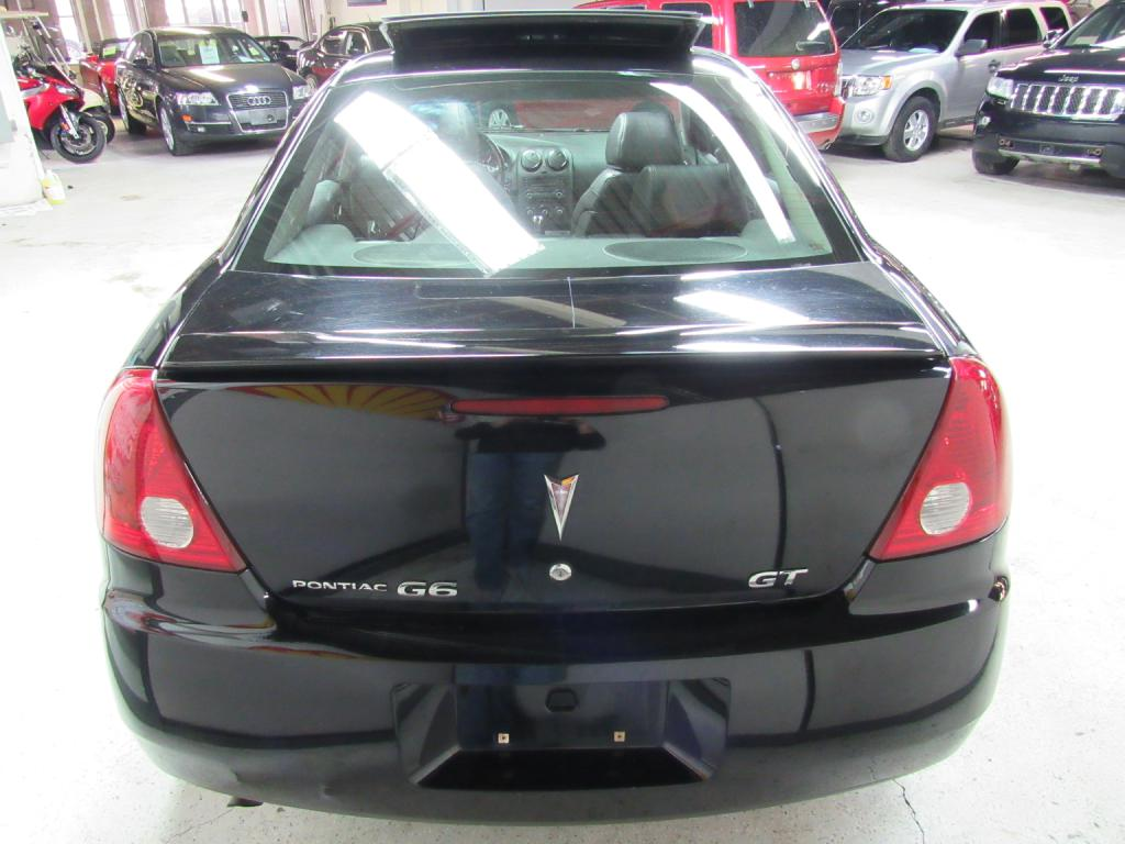 2006 PONTIAC G6 GT for sale at KNH Auto Sales