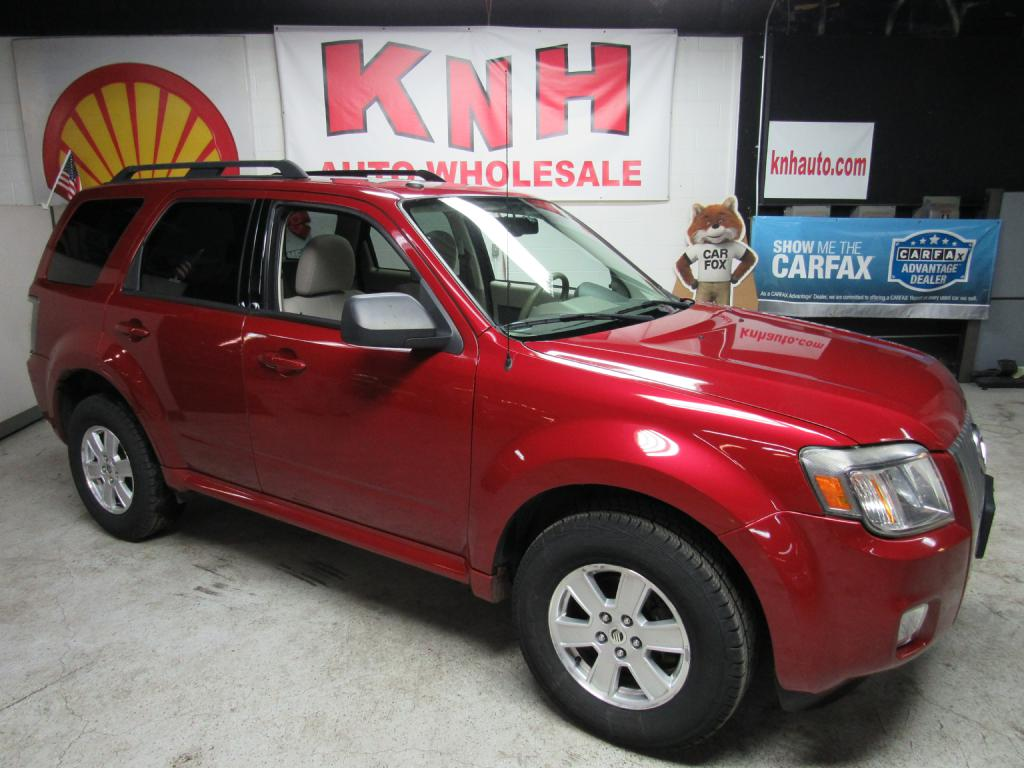 2010 MERCURY MARINER  for sale at KNH Auto Sales