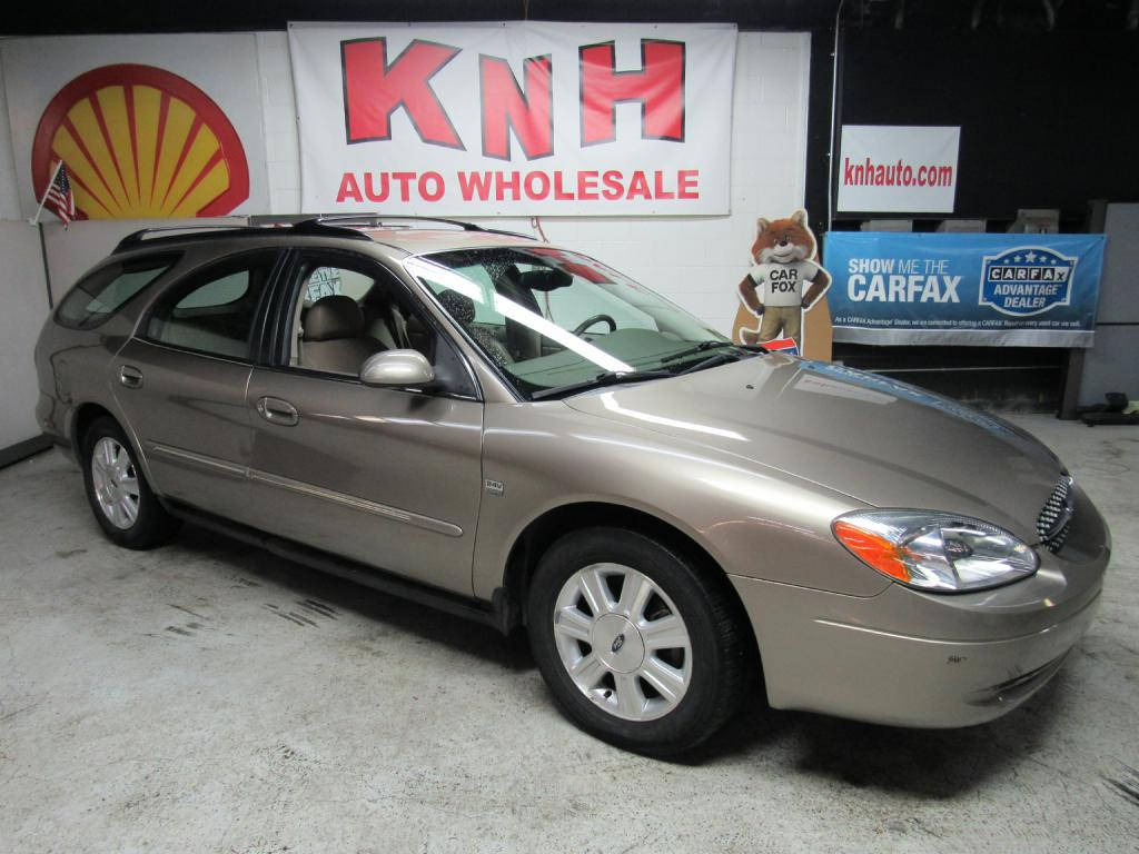 2003 FORD TAURUS SEL for sale at KNH Auto Sales