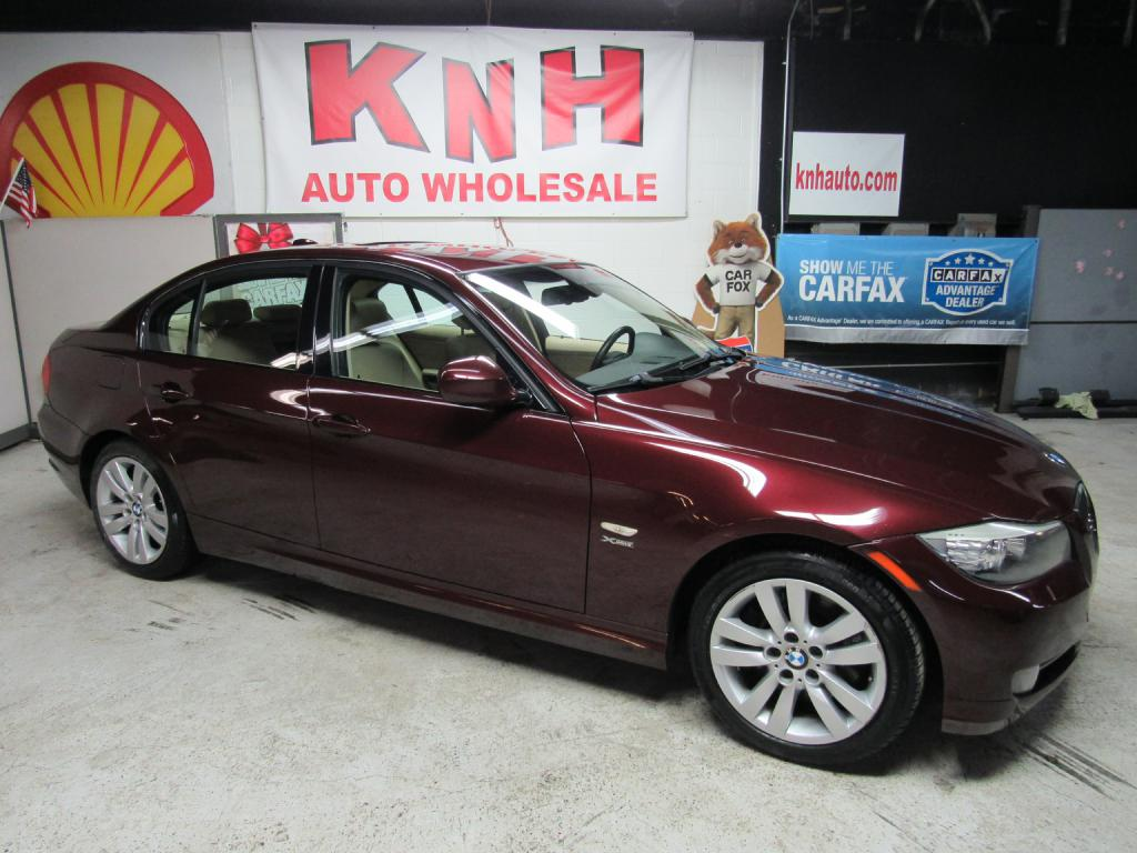 2009 BMW 335 XI for sale at KNH Auto Sales