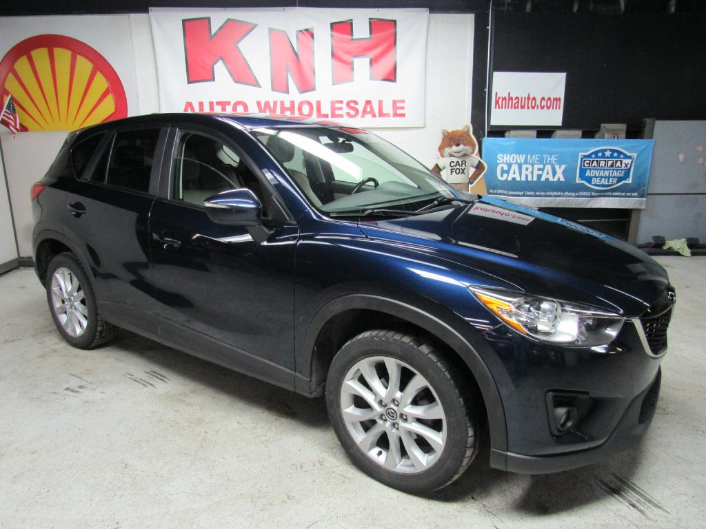 2015 MAZDA CX-5 GT for sale at KNH Auto Sales