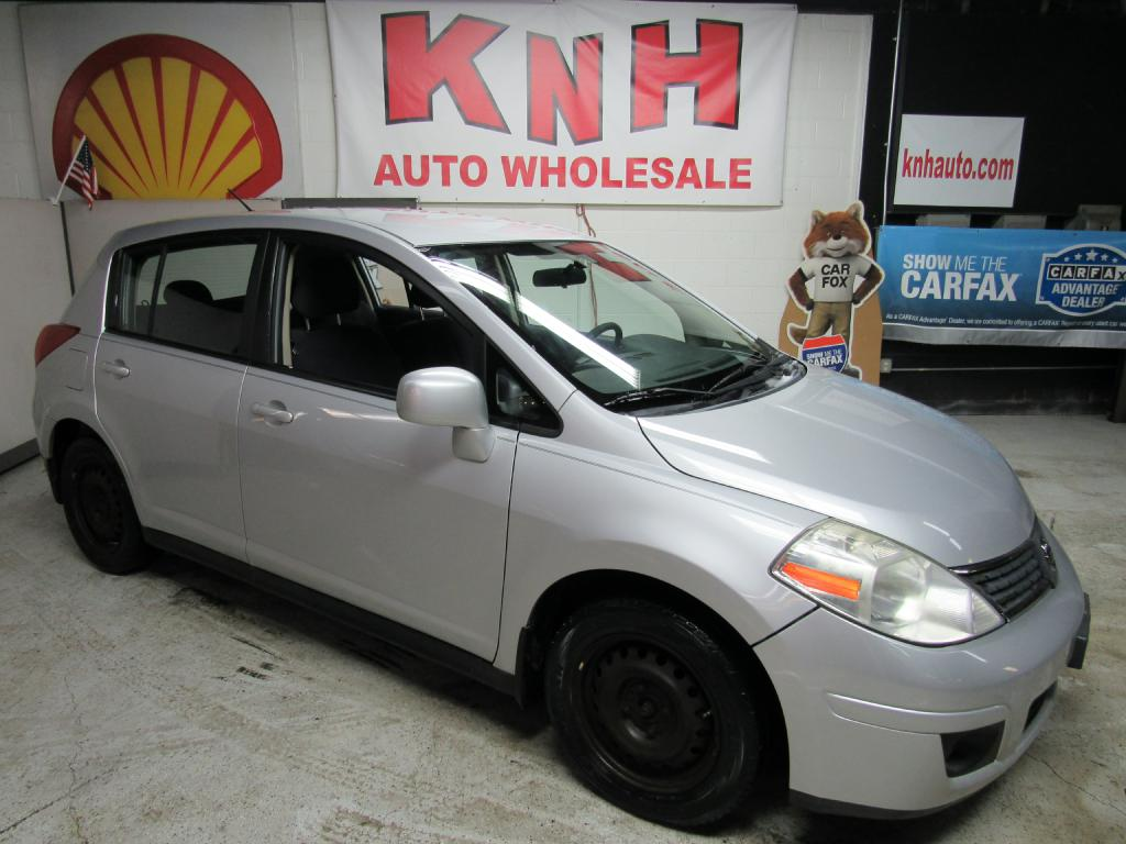 2007 NISSAN VERSA S for sale at KNH Auto Sales