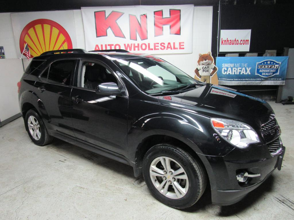 2013 CHEVROLET EQUINOX LT for sale at KNH Auto Sales