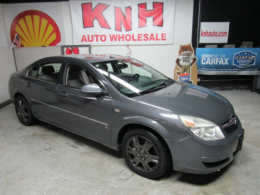 2007 SATURN AURA XE for sale at KNH Auto Sales