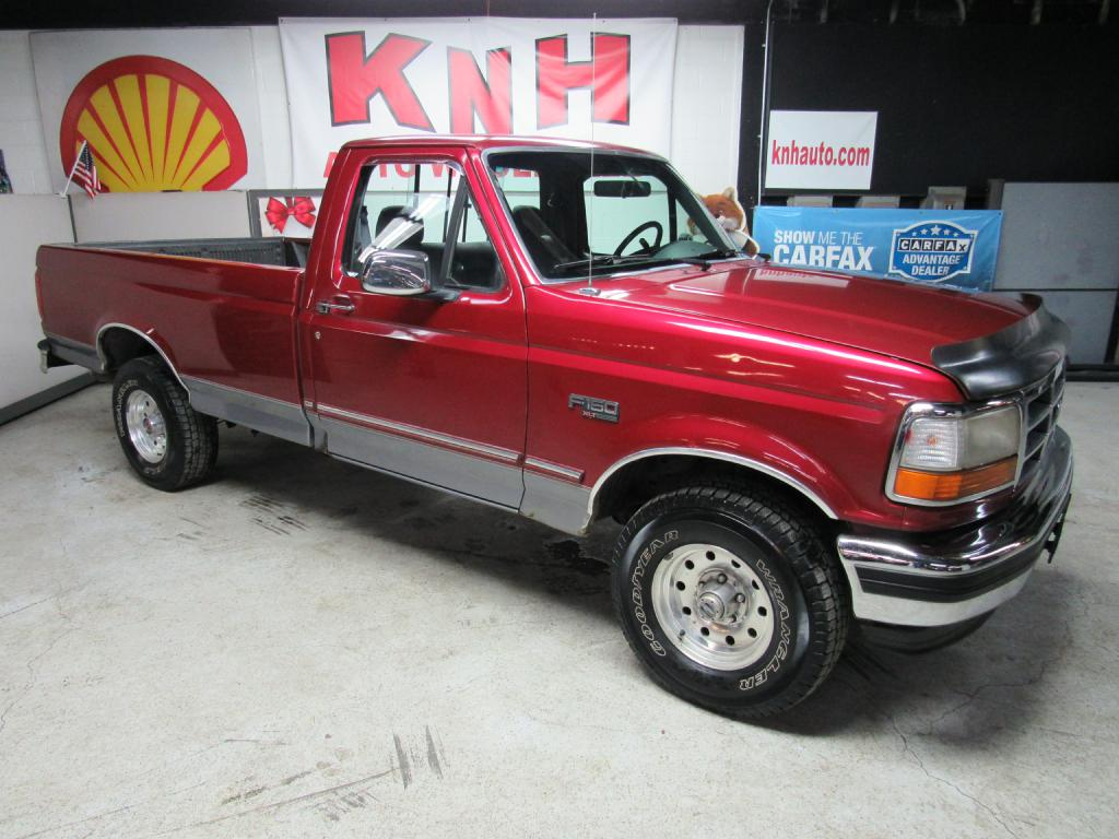 1994 FORD F150  for sale at KNH Auto Sales