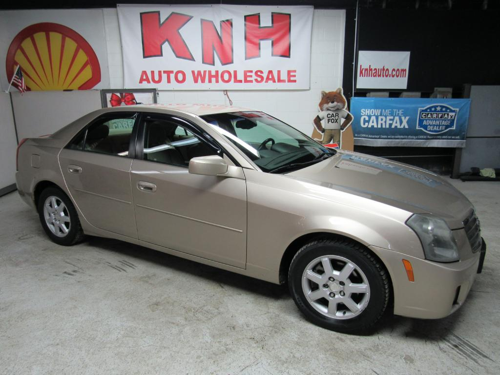 2005 CADILLAC CTS HI FEATURE V6 for sale at KNH Auto Sales