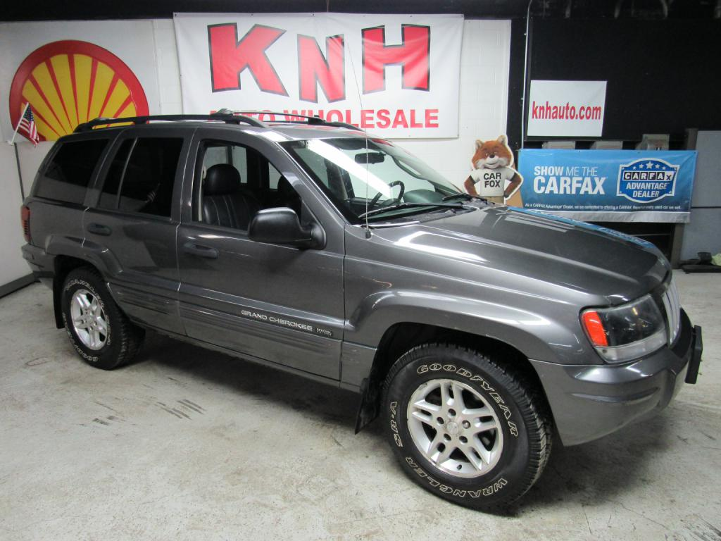 2004 JEEP GRAND CHEROKEE LAREDO for sale at KNH Auto Sales