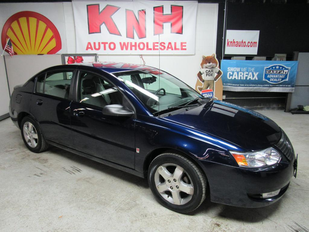 2007 SATURN ION LEVEL 3 for sale at KNH Auto Sales