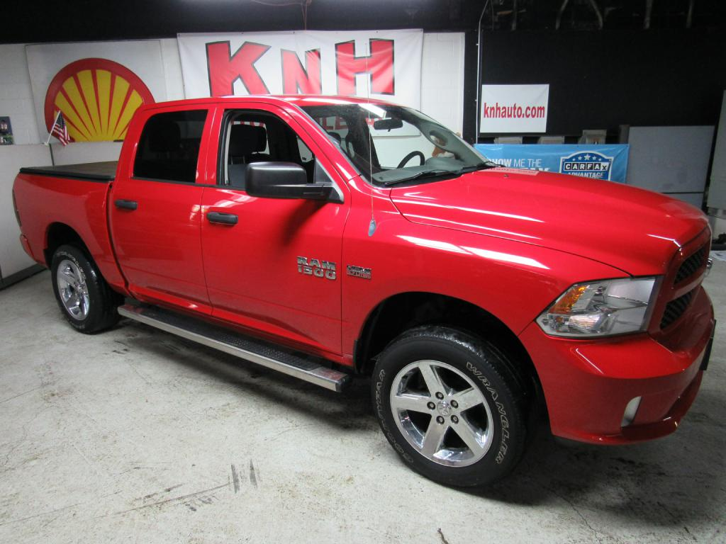 2013 RAM 1500 ST for sale at KNH Auto Sales