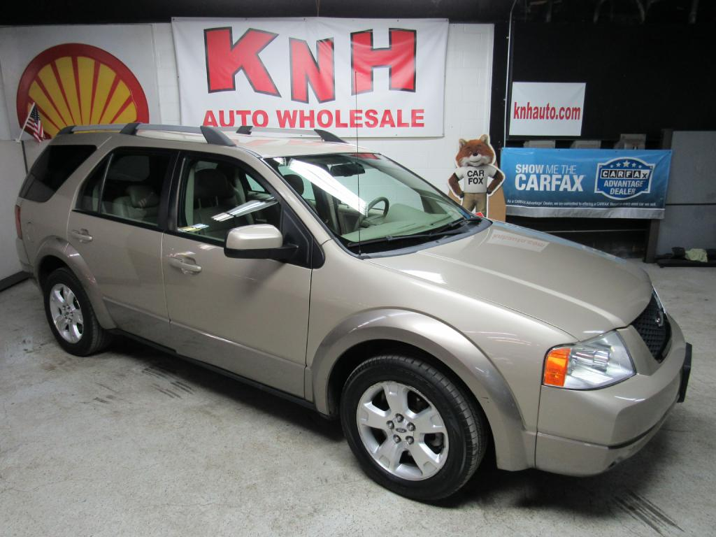 2006 FORD FREESTYLE SEL for sale at KNH Auto Sales