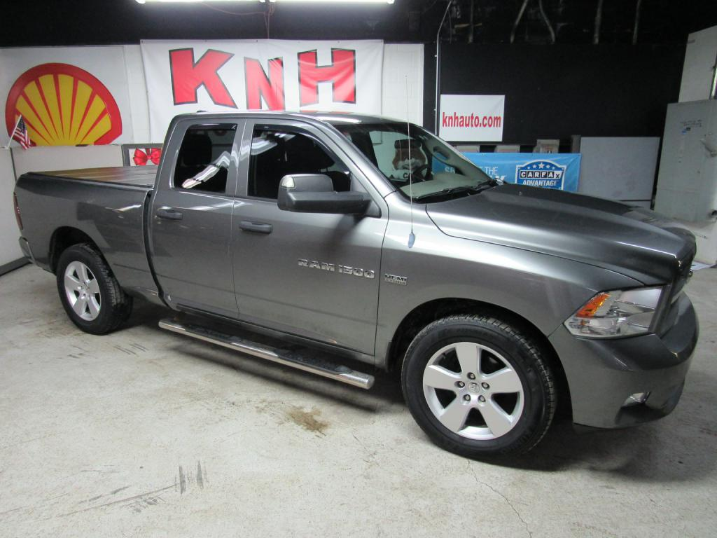 2012 DODGE RAM 1500 ST for sale at KNH Auto Sales