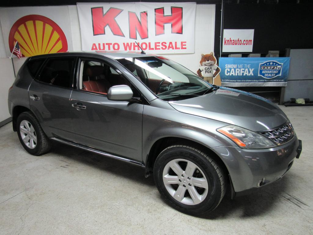 2007 NISSAN MURANO SL for sale at KNH Auto Sales