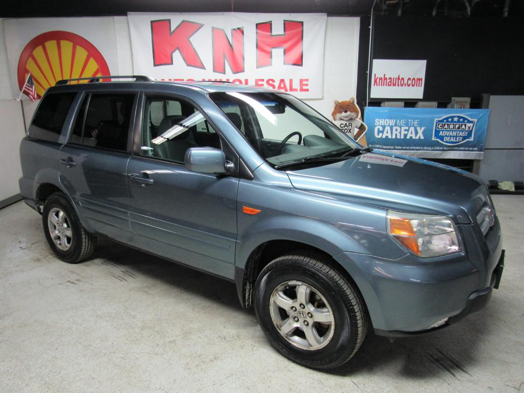 2006 HONDA PILOT EX for sale at KNH Auto Sales