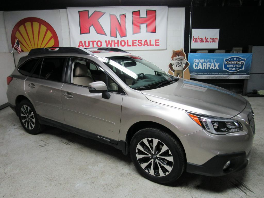 2016 SUBARU OUTBACK 2.5I LIMITED for sale at KNH Auto Sales