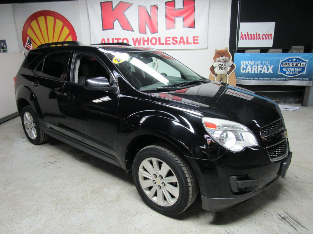 2010 CHEVROLET EQUINOX LT for sale at KNH Auto Sales