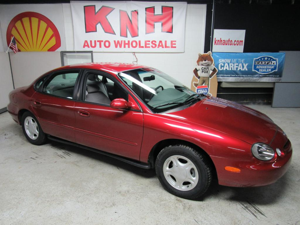 1997 FORD TAURUS GL for sale at KNH Auto Sales