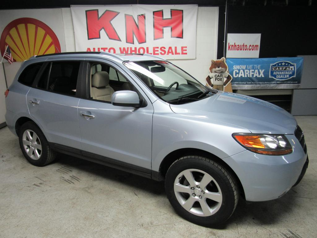 2008 HYUNDAI SANTA FE SE for sale at KNH Auto Sales