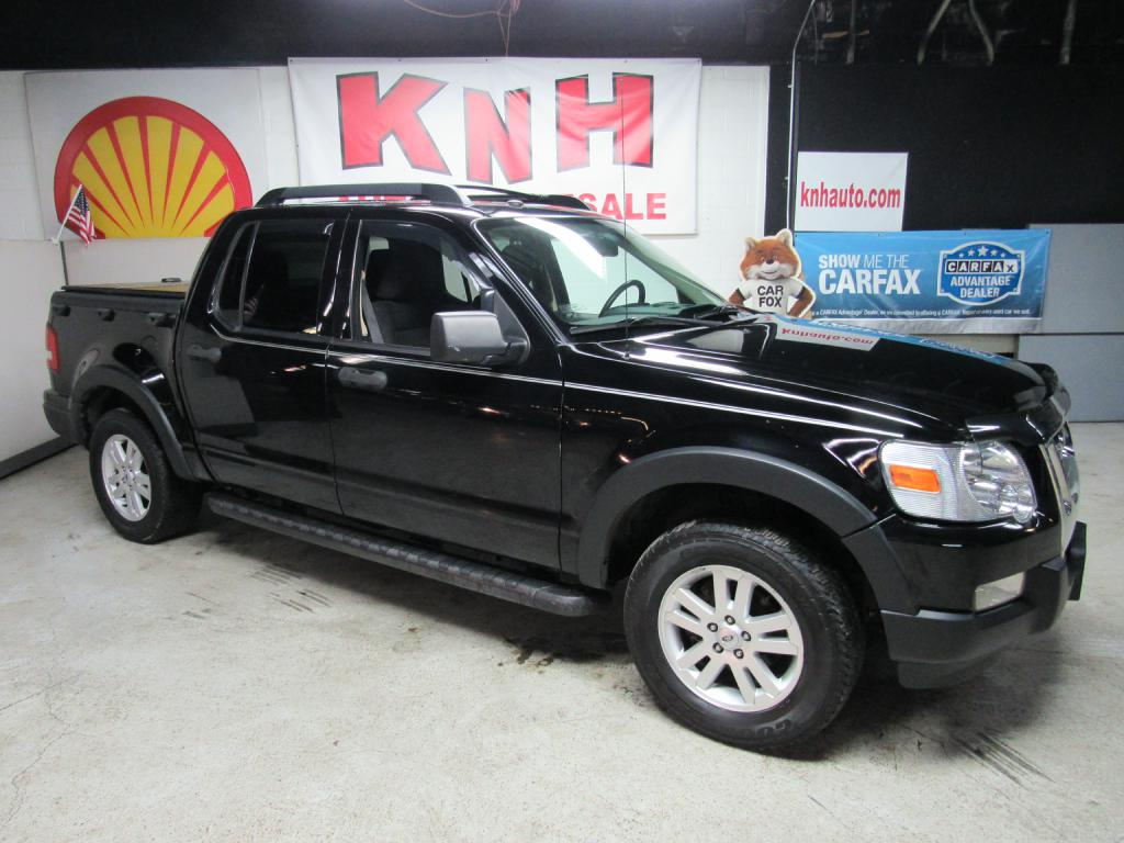 2010 FORD EXPLORER SPORT XLT for sale at KNH Auto Sales