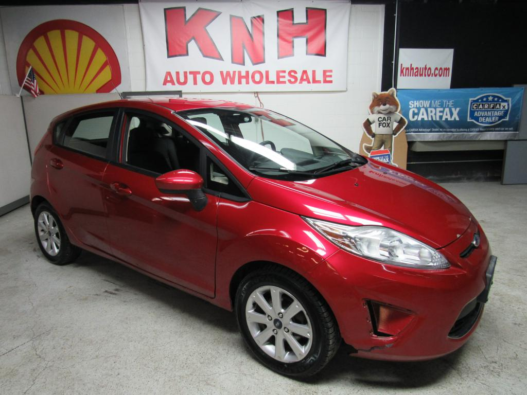 2011 FORD FIESTA SE for sale at KNH Auto Sales