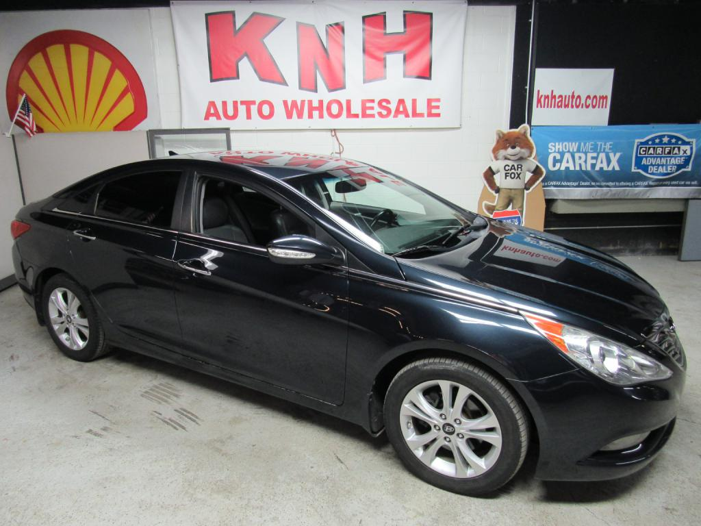 2011 HYUNDAI SONATA SE for sale at KNH Auto Sales
